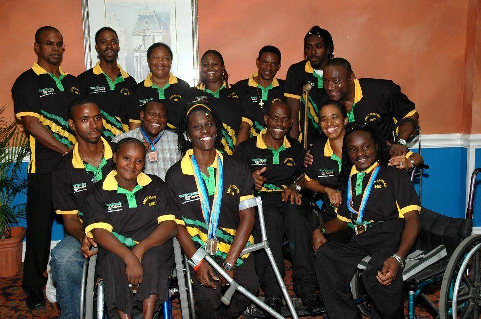 Jamaica Paralympic Team   Team Jamaica -Jamaican Sports ...