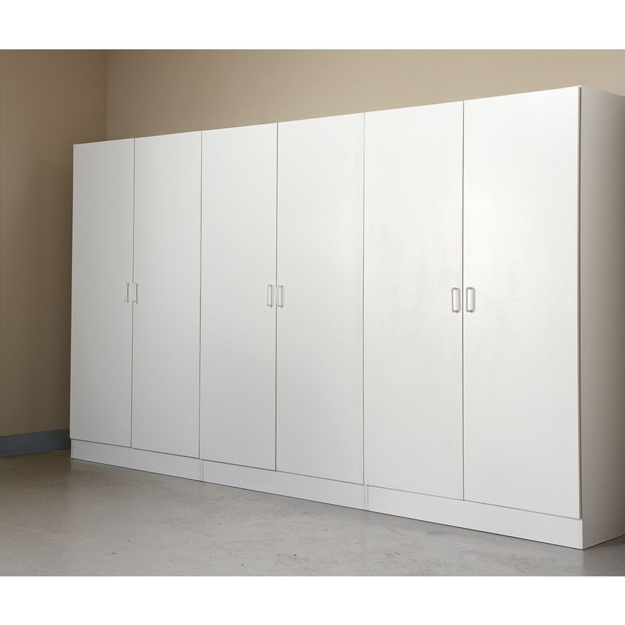 stor it all 38 5 in w wood composite freestanding utility on lowe s laundry room storage cabinets id=70704