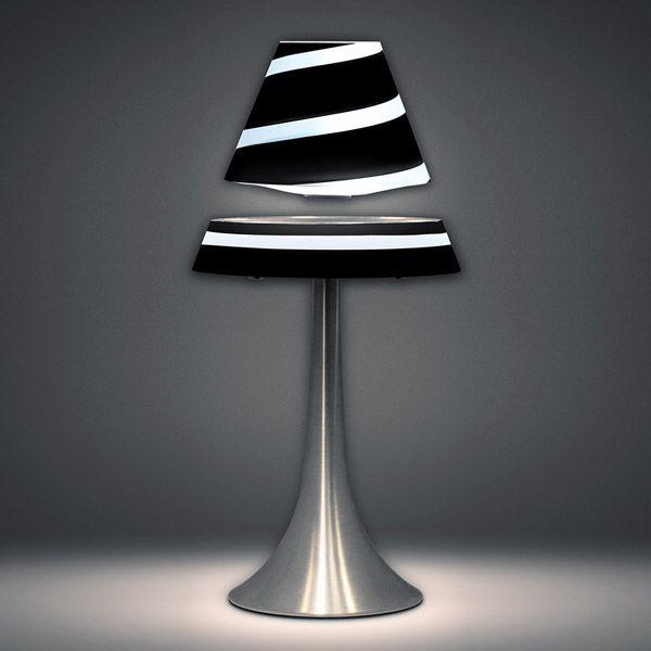 Levitron Lamp With Levitating Shade U2013 Bringing A Whole New Meaning To  U0027lightu0027