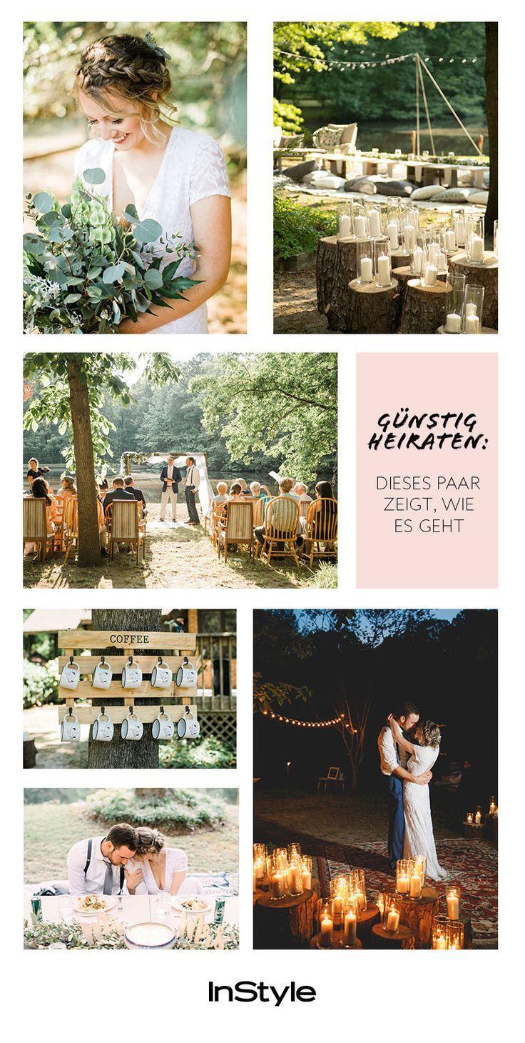 Photo of Günstige Hochzeit: Diese Traum-Wedding hat nur 1700 Euro gekostet