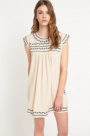 Little White Lies - Robe Cheyenne crème - Urban Outfitters  1136e170e