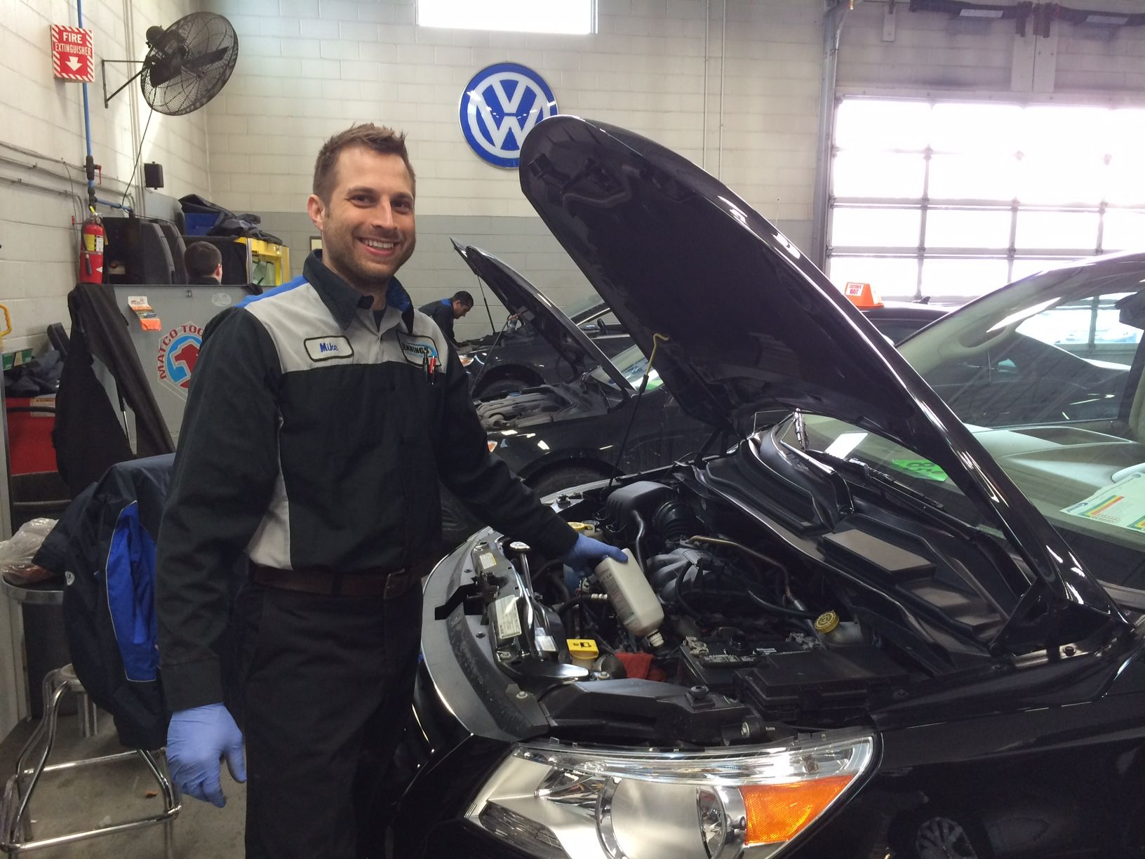 Mike - Jennings VW Master Technician (And VW Touareg Owner) | Happy smile,  Jennings, Teams