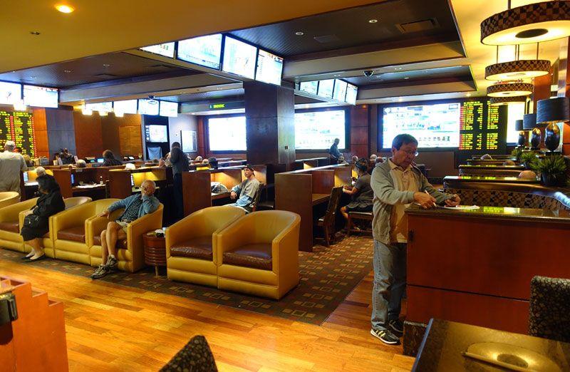 The World's Largest Las Vegas Sports Book Westgate Las