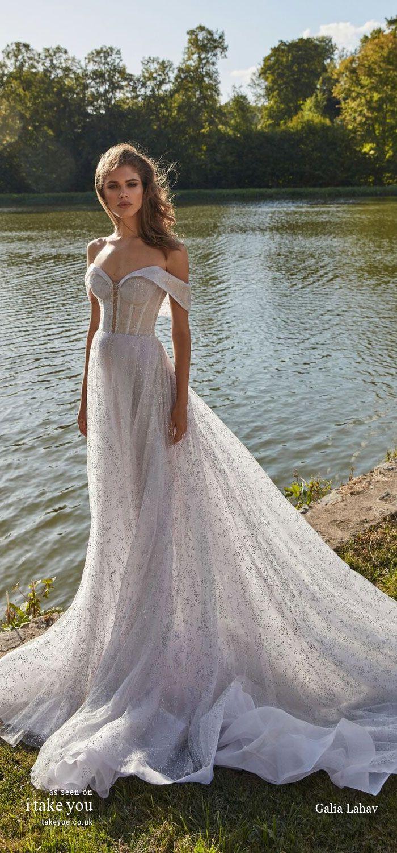 """Galia Lahav Bridal Couture Fall 20 — """"Fancy White""""   Fancy ..."""