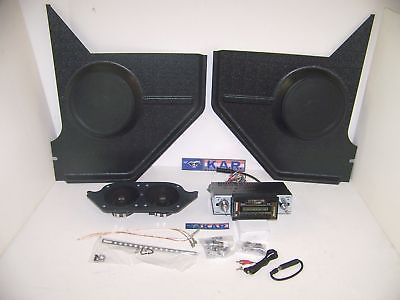 sound system kit. 1967 1968 mustang radio/ipod; coupe/fb sound system kit non air conditioned sound system kit y