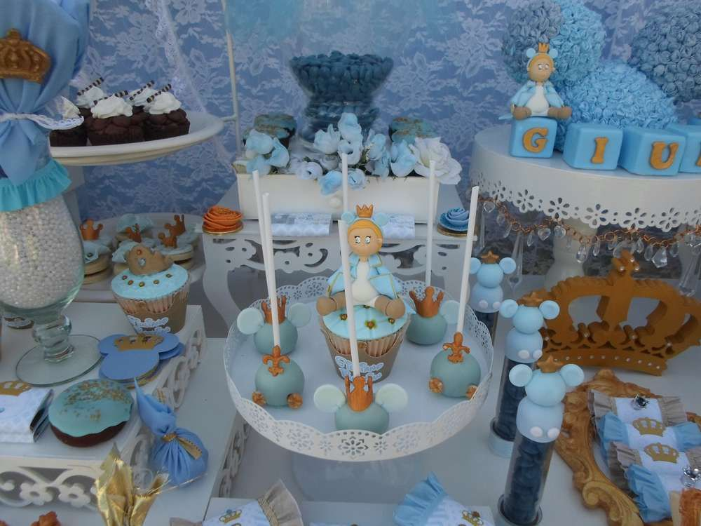 Prince Birthday Party Ideas | Photo 1 of 59