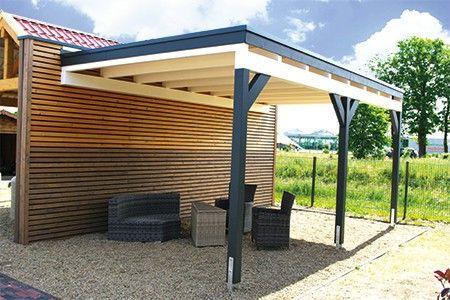 Fdc wandanbau 450 300 carport pinterest pergolas - Carport wandanbau ...