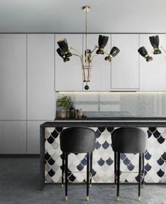 Here you will find the most exciting design trends of this year! Be in touch and stay in vogue! | wwww.delightfull.eu #delightfull #brabbu #design #decoration #trends #lighting #furniture #residential #commercial