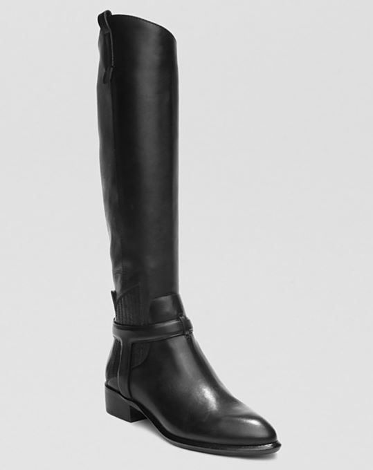 Stylish Dolce Vita Mayden 's Boots Black For Women Online
