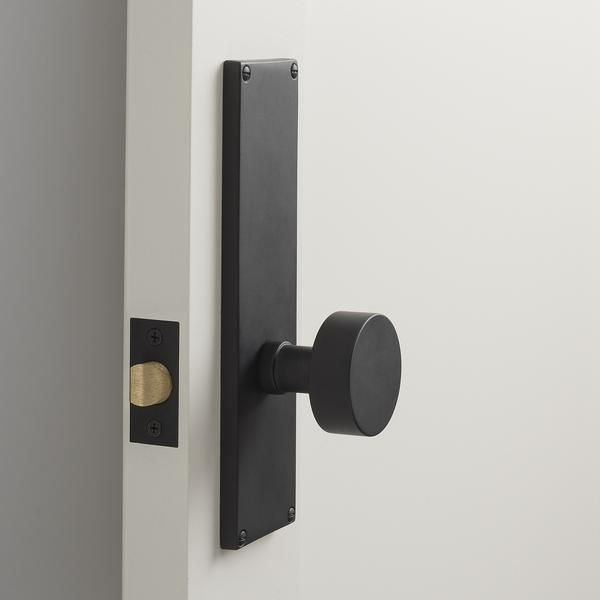 New Door Knob Entry Sets