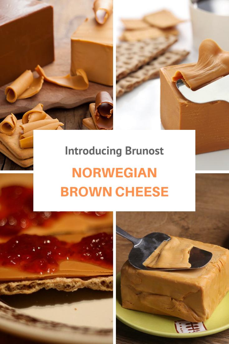This Is Brunost Norwegian Brown Cheese Life In Norway Norwegian Food Scandinavian Food Sweets Recipes