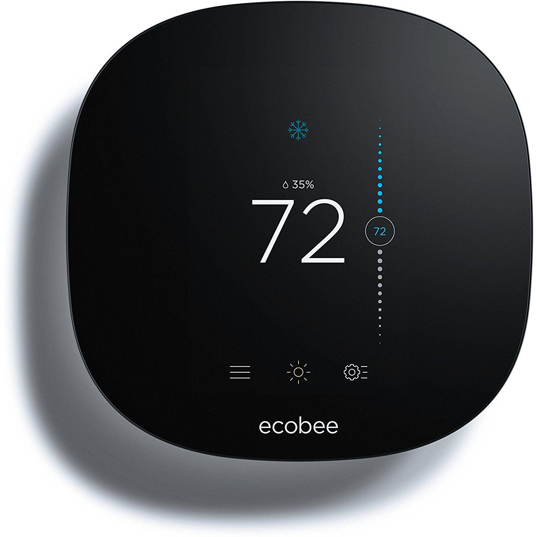 ecobee3 lite Smart Thermostat, Works with Amazon Alexa