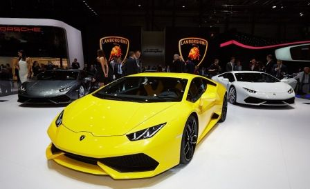 2014 lamborghini huracan supported by IDS V10 90 °, 40 valves. find more information and pictures on http://www.otowheel.com