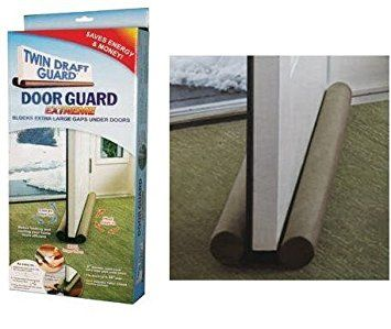 Door Draft Stopper Home Depot Twin Draft Guard Draft Guard