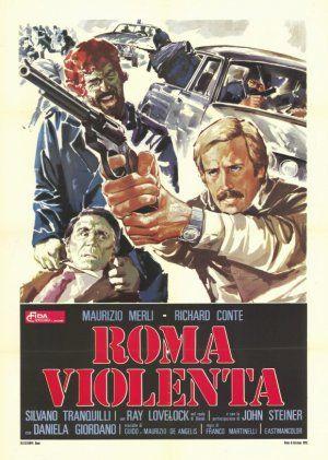 Le maratone di un bradipo cinefilo: Italia anni '70 - Roma violenta ( 1975 )