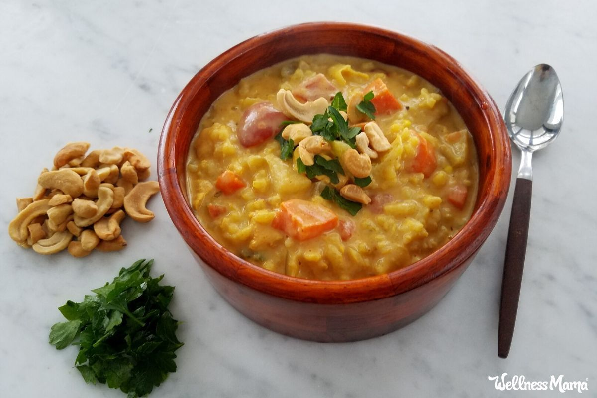 Indian Mulligatawny Soup Recipe | Wellness Mama