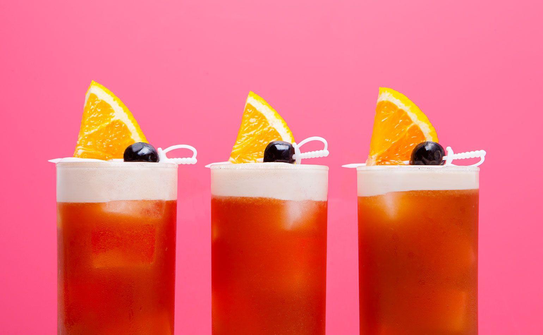 Punch Dale Degroff S Alabama Slammer Cocktail Recipe Recipe Alabama Slammer Cocktails Cocktail Making