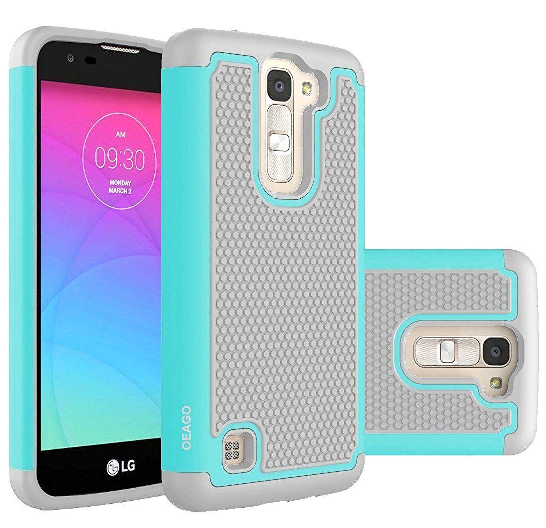 official photos aa13b a397a Amazon.com: LG K7 Case, LG Tribute 5 Case, LG Treasure Cover ...