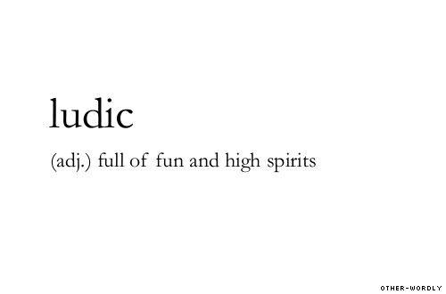 Lucid (adj).