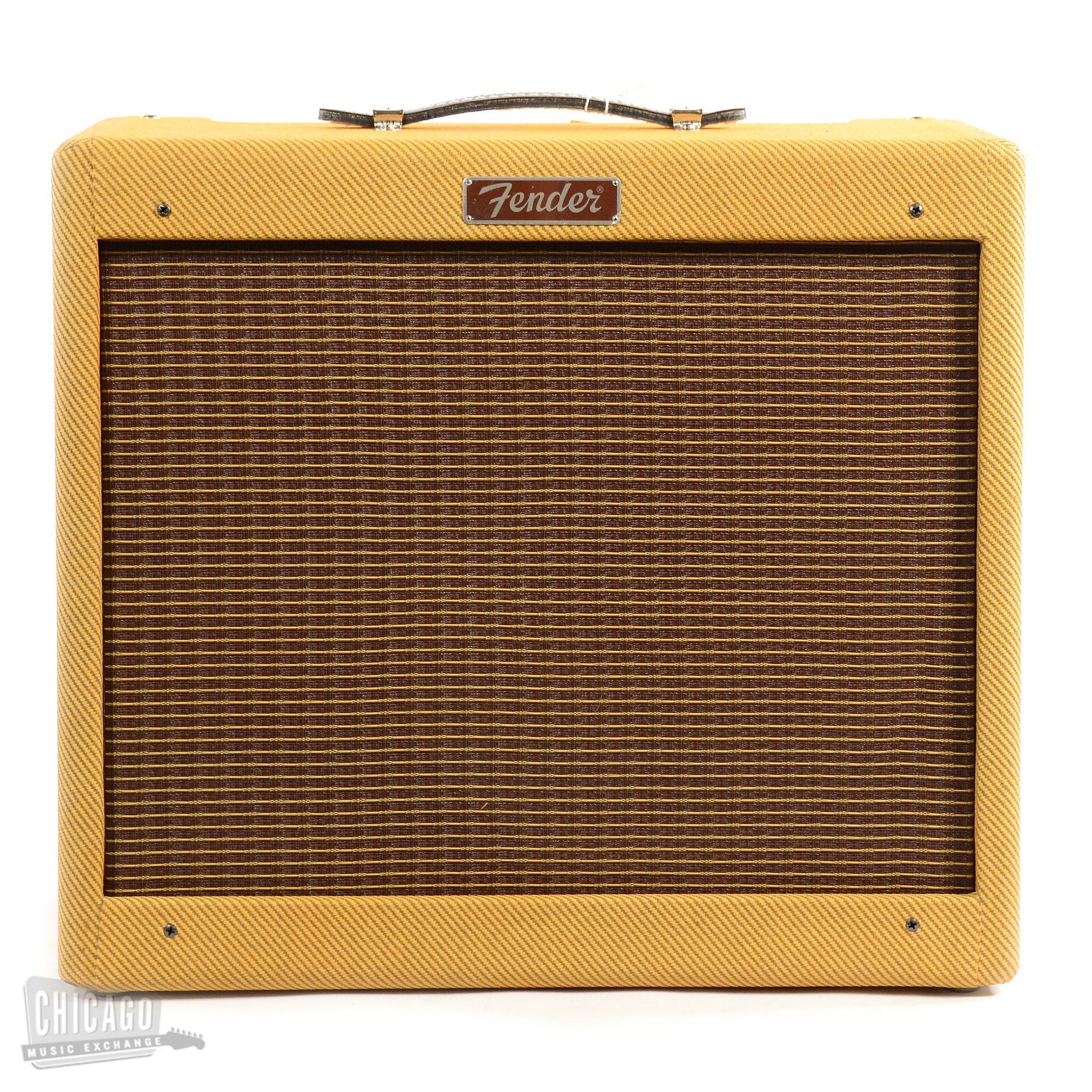 Fender Blues Jr LTD C12-N Lacquered Tweed from Chicago Music
