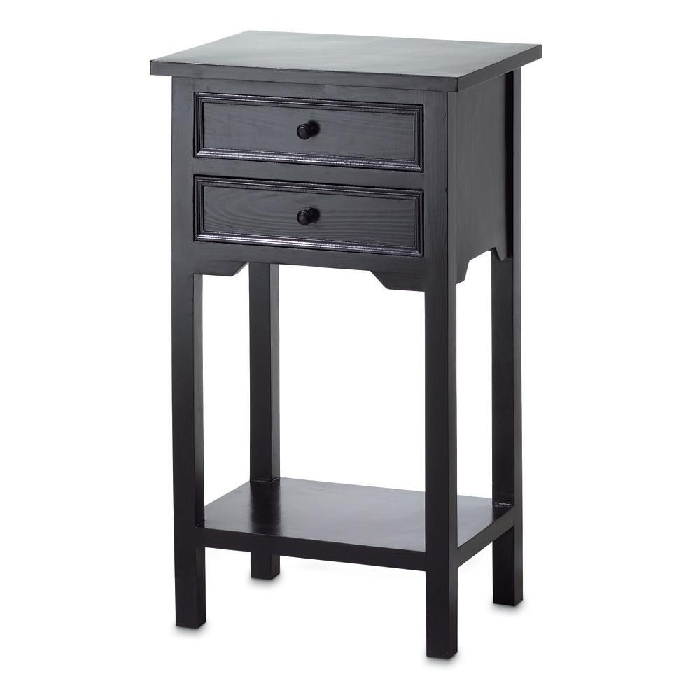 Photo of Accent Table – Black