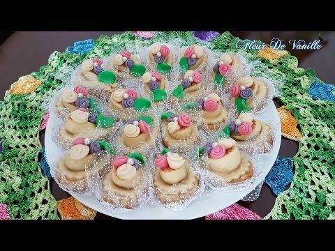Mchekla Gateau Delicieux Algerian Traditional Pastry حلوة مشكلة الورقة Desserts Pastry Orange Blossom Water