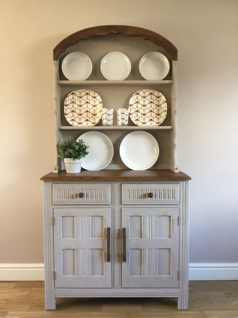 Ordinaire LOVELY SHABBY CHIC OLD CHARM/PRIORY OAK DRESSER. Hello Today I Am Selling A