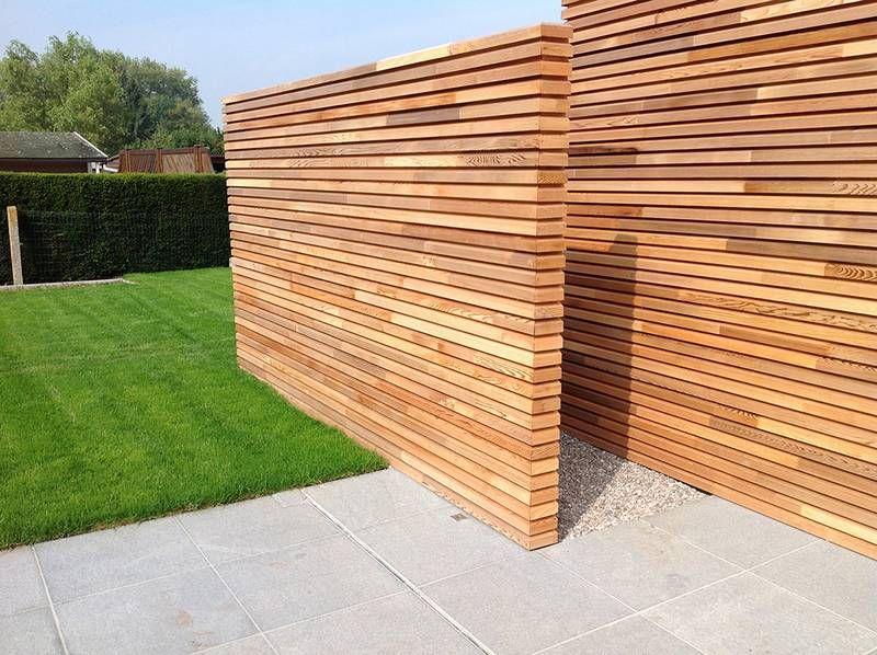 Muur Ideeen Tuin : Bamboe schutting ideeën voor tuin terras of balkon