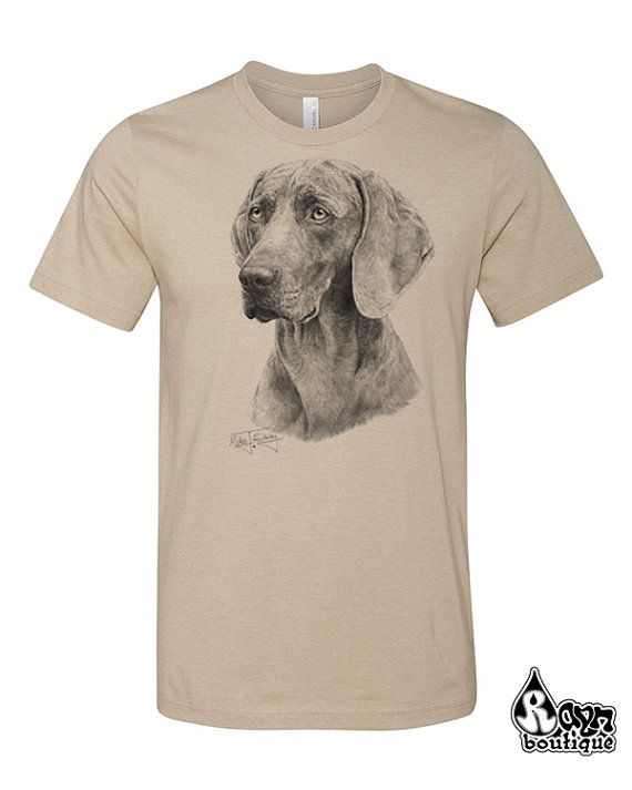 Unisex Weimaraner puppy dog pet lovers by RaynBoutiqueApparel, $15.00