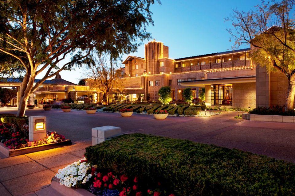 Arizona Biltmore, a Waldorf Astoria Resort | Travel Map | Pinterest ...