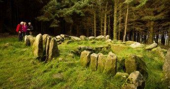 La Kilmashogue Wedge Tomb - Failte ireland