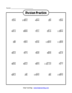 Free Division Worksheet Generator Teaching Division Try Our Quick Easy And Free Divisio Free Printable Math Worksheets Math Worksheets Worksheet Generator