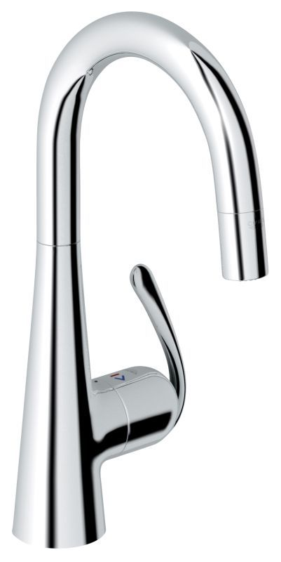 grohe 32 283 ladylux3 pro high arc bar faucet with 2 function rh pinterest com