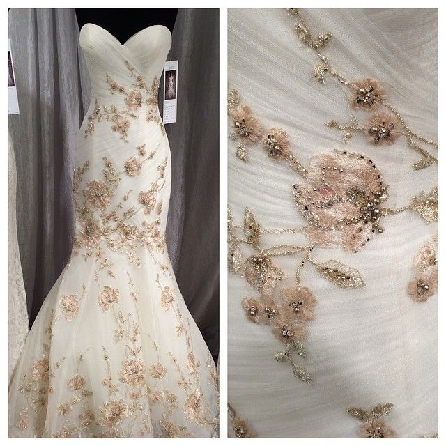 Wedding Gowns Chicago: Hot New Gowns From The Chicago Bridal Runway Shows