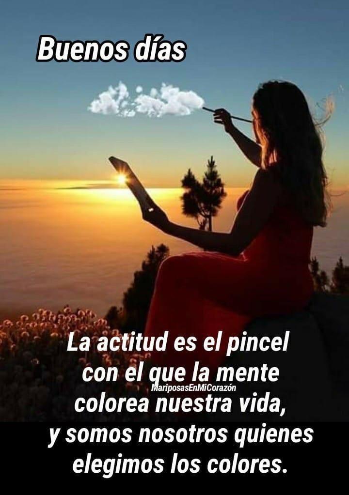 Pin De Virgen Ramirez En Azul Cielo Buenos Días Gente