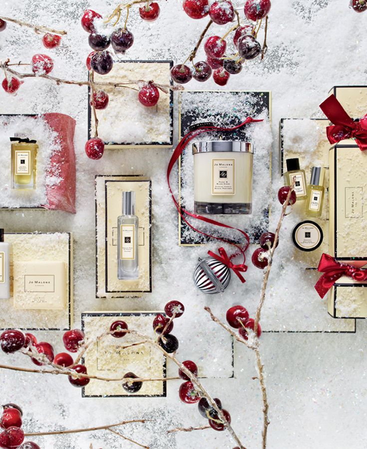 Jo malone london christmas collections frostedfantasy
