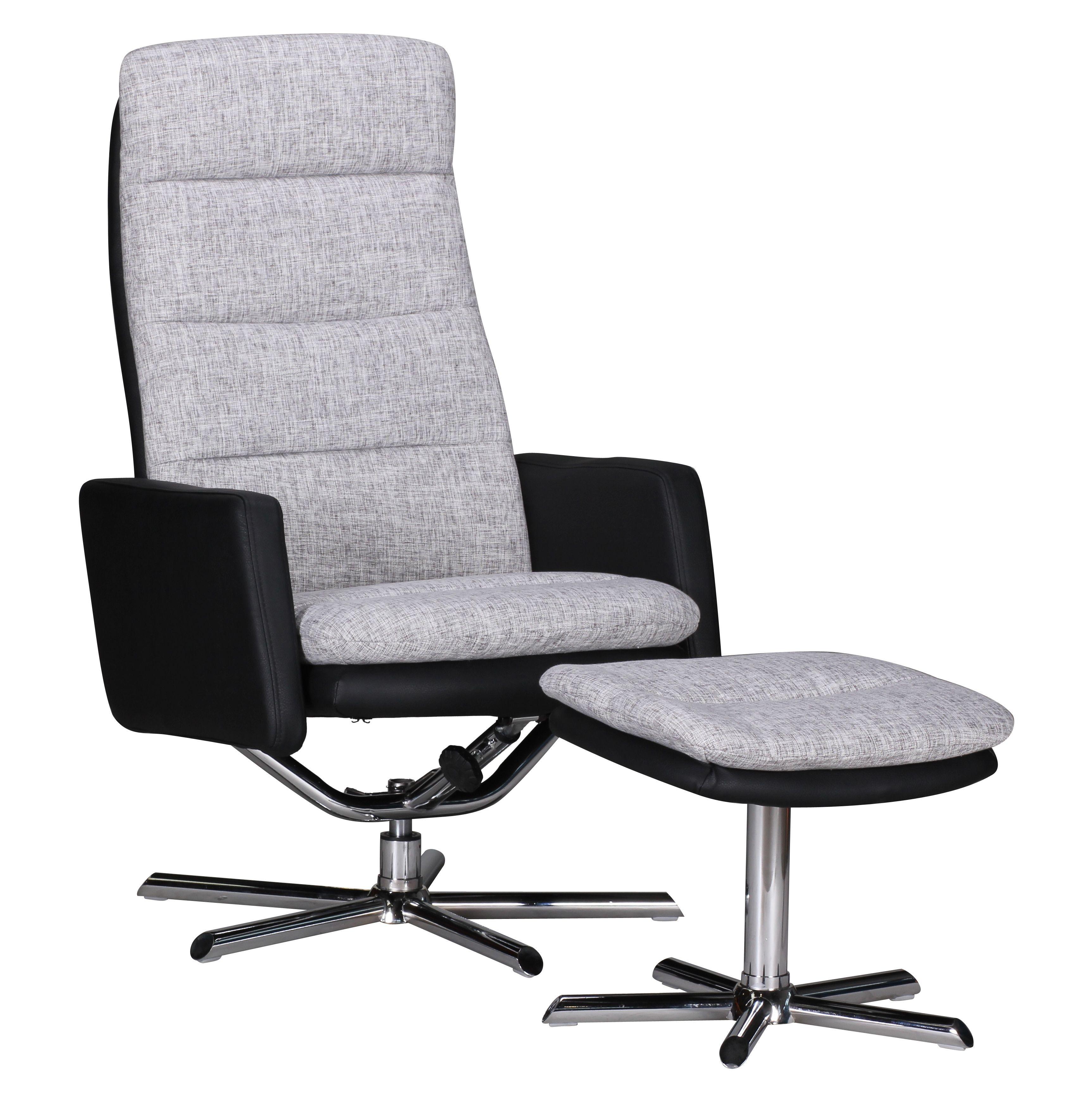wohnzimmer sessel leder. Black Bedroom Furniture Sets. Home Design Ideas