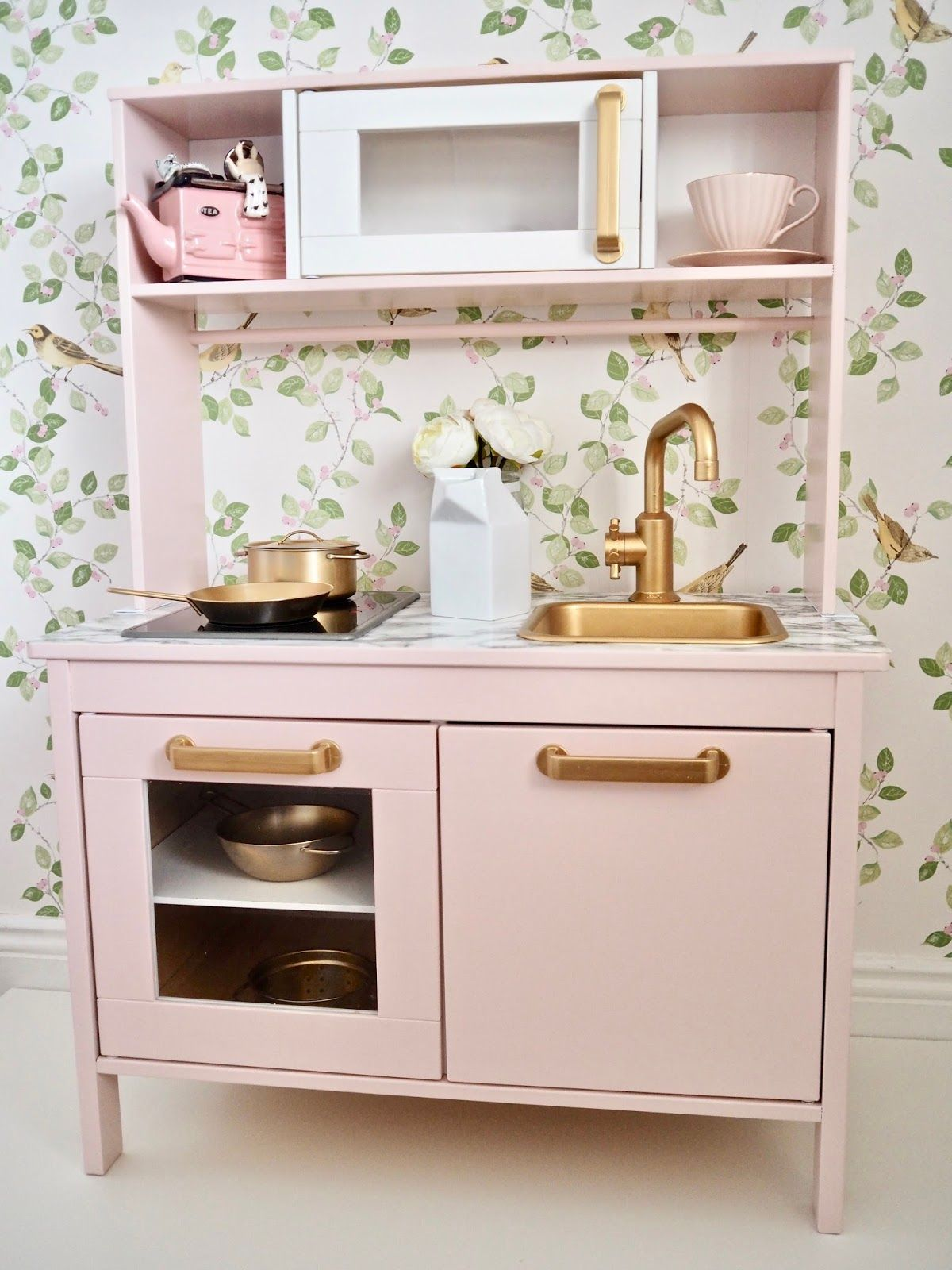 Ikea Keuken Contact Ikea Duktig Play Kitchen Makeover Kids Room Ikea Keuken Keuken