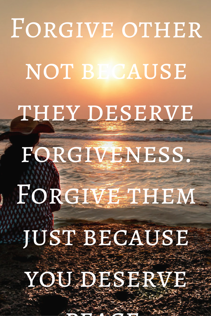 12 Inspirational Quotes on Forgiveness (The Power of Forgiveness