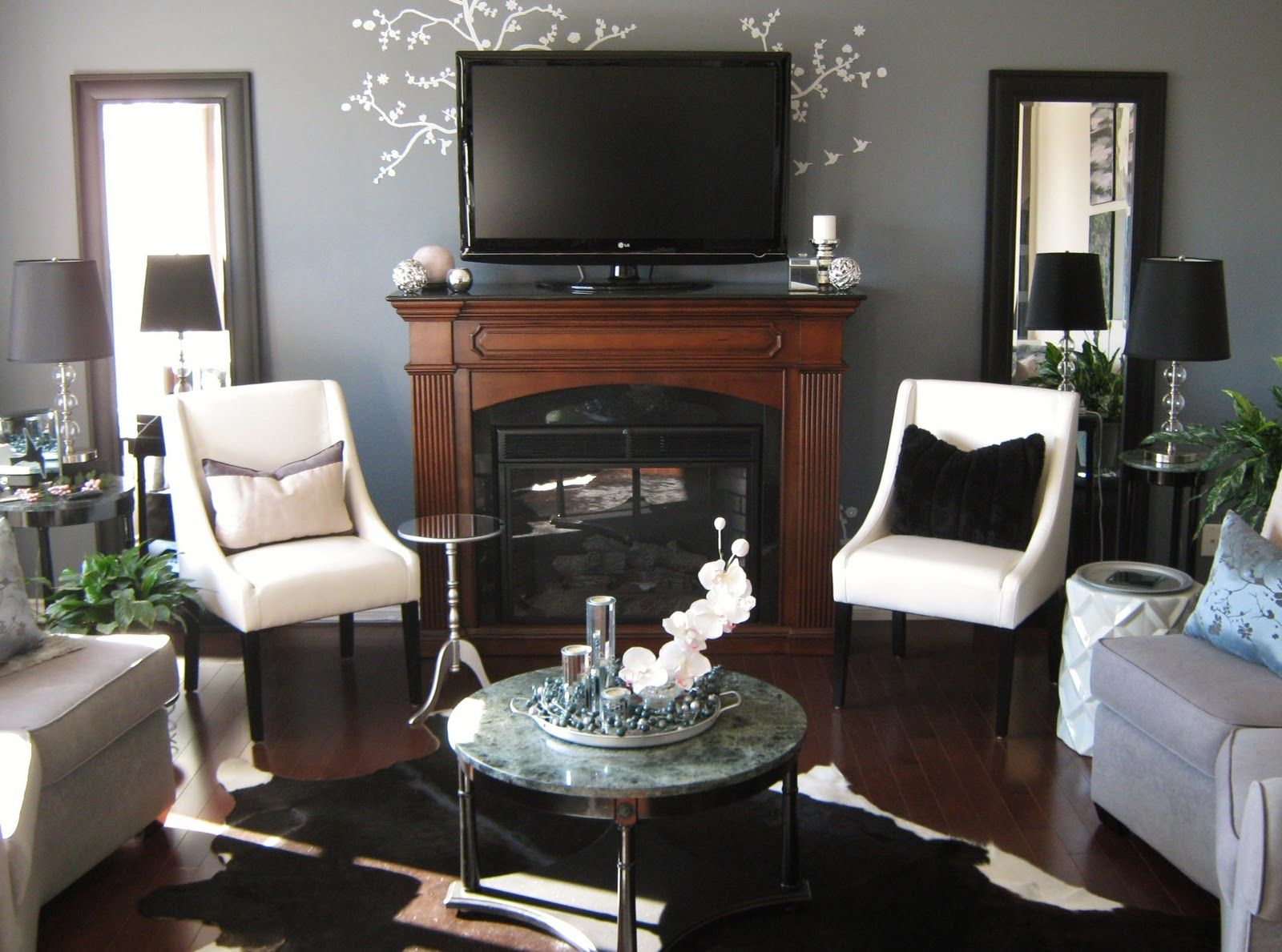 Coffee Table Top Decorating Ideas Google Search Powder Room Decor Black Living Room Rugs In Living Room