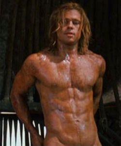 Brad Pitt Nackt