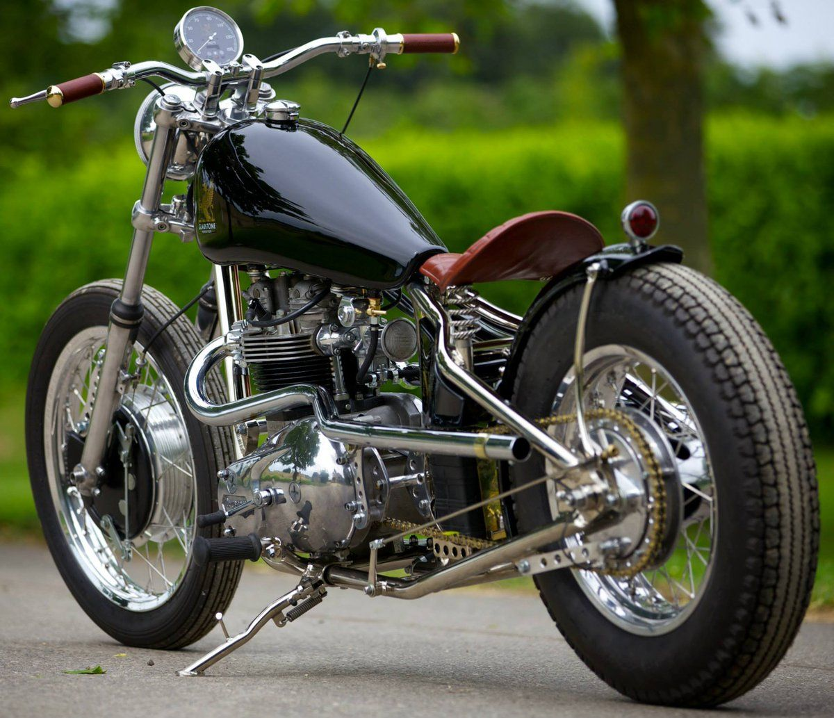 Henry Cole Henrycoletv Twitter Custom Motorcycles Bobber Bobber Bikes Vintage Motorcycles [ 1033 x 1200 Pixel ]