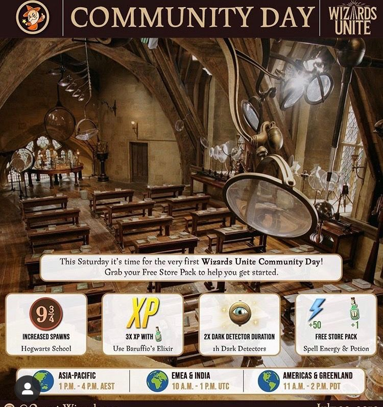 Pin By Marla Montville On Harry Potter Wizards Unite Hogwarts Hogwarts School Day