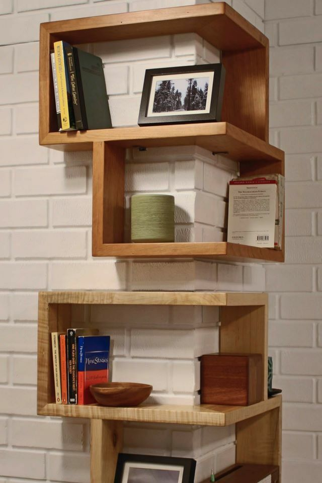Marvelous Discover Ideas About Homes. Office Design: Compact Home Office Wall Shelving  ...