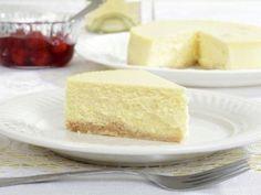 Cheesecake clásico.  Anna Olson