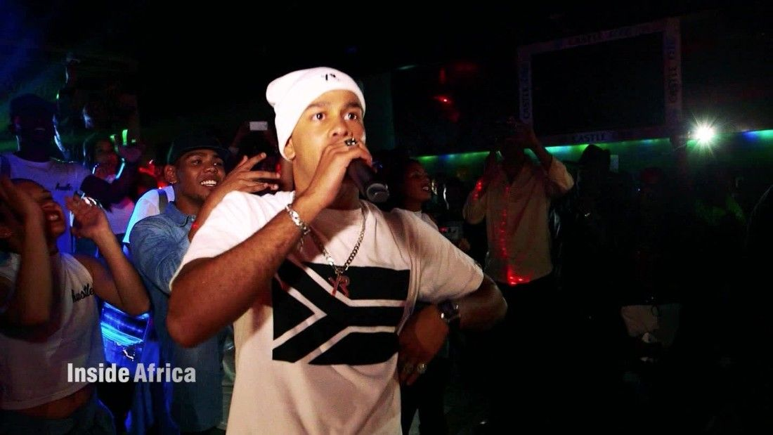 Youngsta Cpt Rising Star Of South African Hip Hop Cnn Video