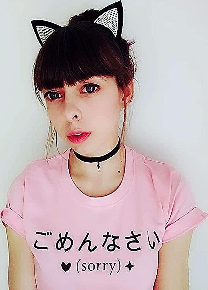 #nekogirl #witchygirl #antisocial #hatepeople #ごめんなさい #darkprincess #pinkprincess #かわいい #kawaiidesu #可愛い #pastelgothgirl #pastelprincess #sweetgoth #sweetmodel #nugothgirl #gothicgirl #japanesegirl #otakugirl #otakuworld #rockgirl #harajukufashion #pasteljewelry #sweetjewelry #kawaiijewelry #jfashion #kawaiifashion #miyakabizu #miyaka