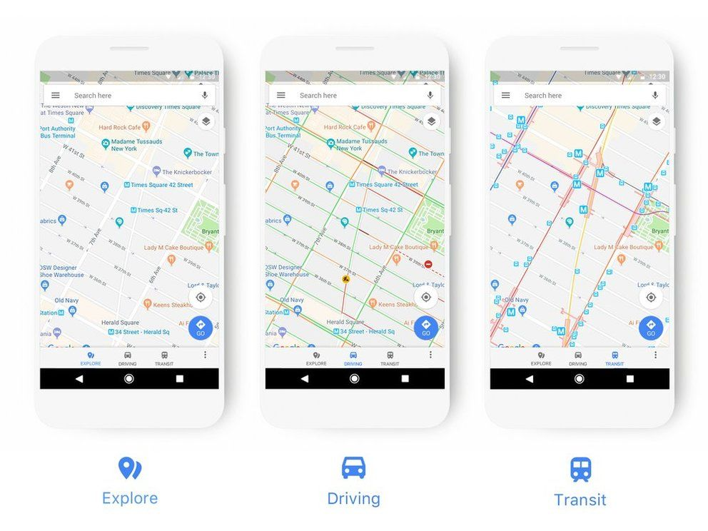 Has(s)t Du Blog? Ganz Link Google Maps Update