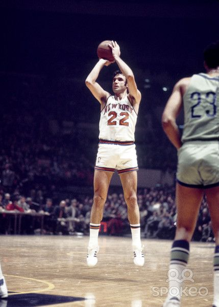 Dave DeBusschere Photos - from deep in the corner!