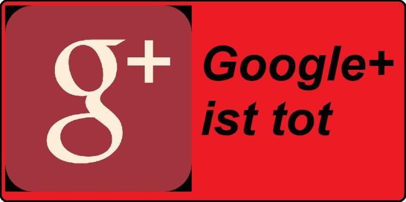 Google+ Eingestellt
